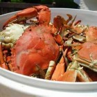 steamed blue crabs - alain ducasse recipe