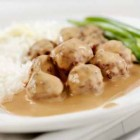 Easy swedish meatballs - Jamie Oliver recipe