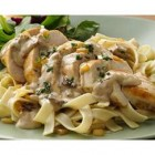chicken alfredo - rachael ray recipe
