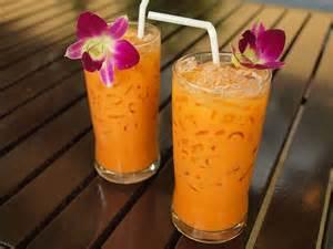 Best thai iced tea - cha thai